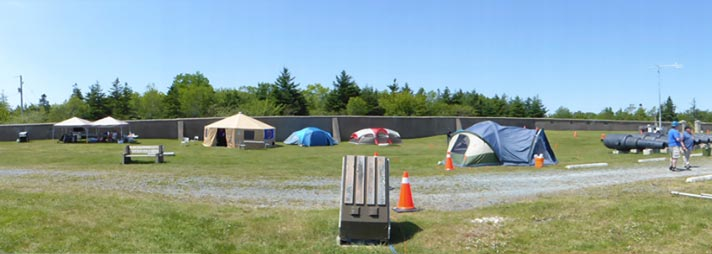 2016 Field Day York Redoubt